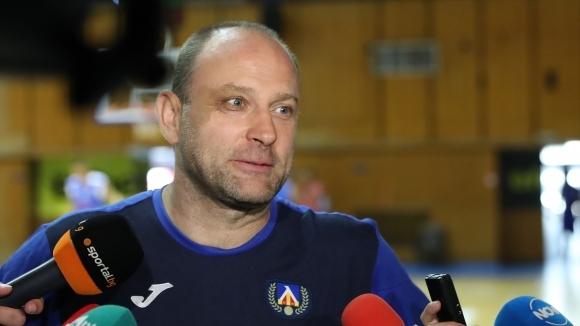 Тити Папазов: Целта е да надминем постигнатото миналия сезон (видео)