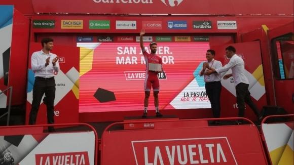 """Французин спечели шестия етап на """"Вуелта""""-та"""