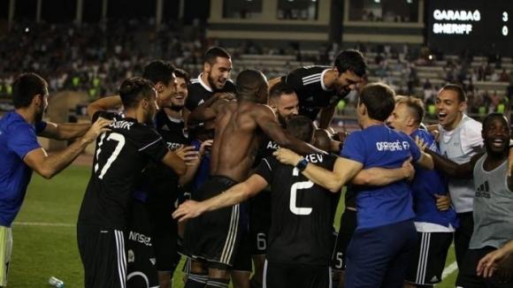 Славчев и Карабах са в групите на Лига Европа (видео)