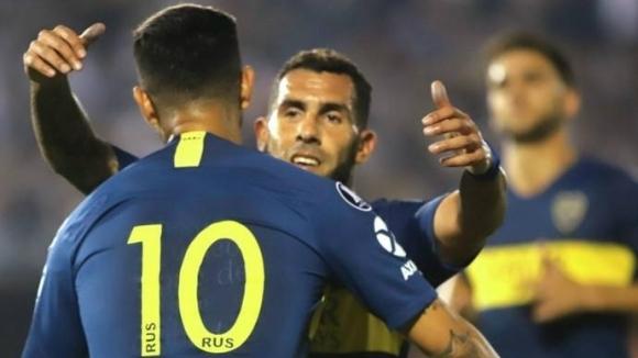 Бока Хуниорс се класира за четвъртфиналите на Копа Либертадорес