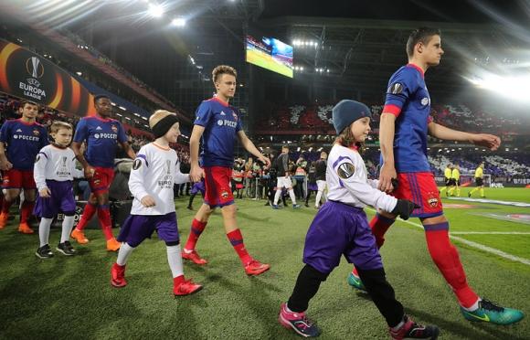 ЦСКА Москва договори трансфера на японски нападател