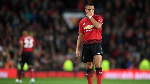 Манчестър Юнайтед не пусна Алексис Санчес да играе за Чили