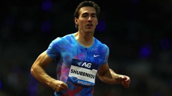 Шубенков безпощаден на 110 метра с препятствия в Брюксел