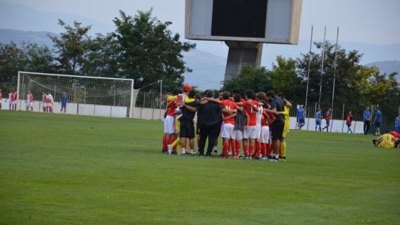 Динамо Загреб срещу Бенфика в Благоевград днес