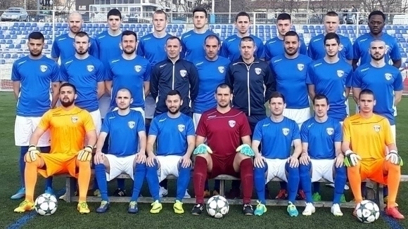 Четири гола и много положения в сблъсъка между Спартак (Варна) и Септември