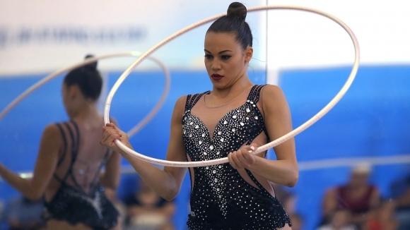 """Петя Борисова спечели три златни и един сребърен медал в отделните уреди на """"Царица Маргарита"""""""