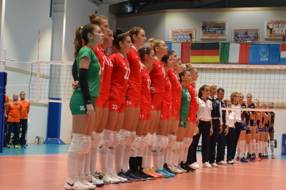 България с втора загуба на Евроволей 2018 за девойки