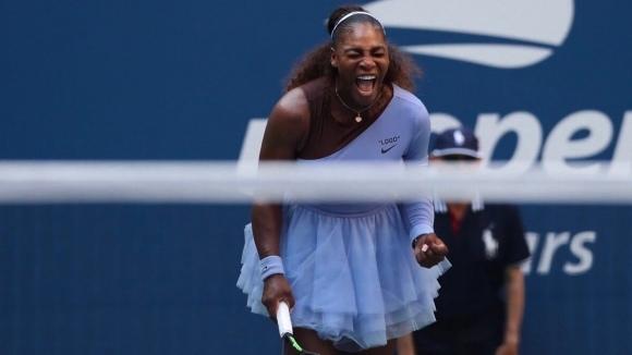 Серина Уилямс за 15-и път е на 1/4-финалите на US Open!