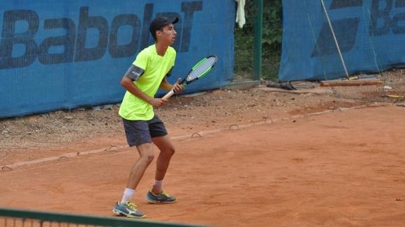 Силни представяния за тенис надеждата Самуил Конов това лято