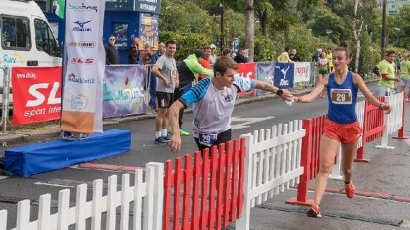 Най-добрите ни бегачи, футболни треньори, олимпийци и звезди от шоубизнеса ще бягат в щафетния маратон на София