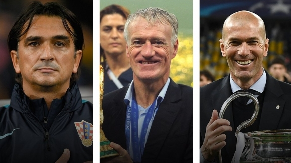 ФИФА определи тримата най-добри треньори за 2018 г.