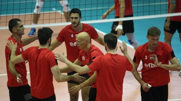 Националите с чиста победа срещу Египет