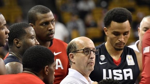 Ван Гънди извика осем от НБА за квалификациите на САЩ