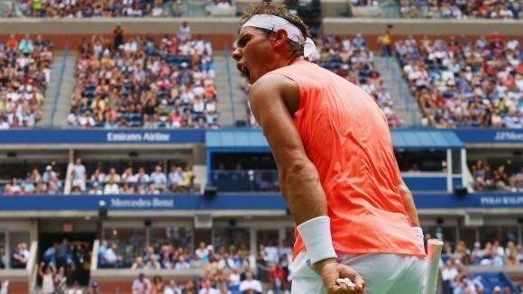 """Когато Надал е здрав, играе поне 1/4-финали на """"Голям шлем"""""""