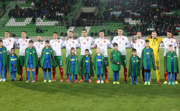 Дават мачовете на България в САЩ