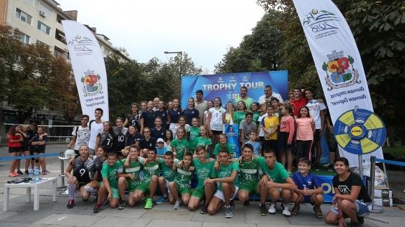 Вижте програмата на БНТ за Световното по волейбол