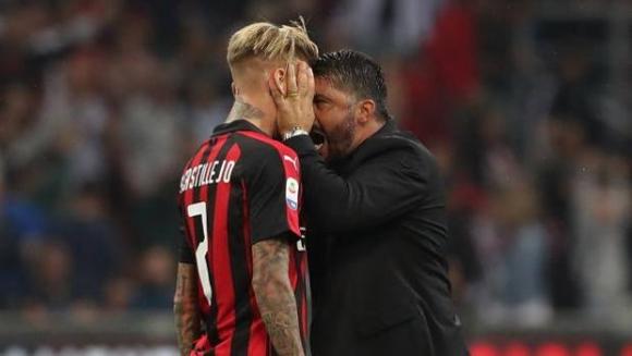Милан, ето те пак!