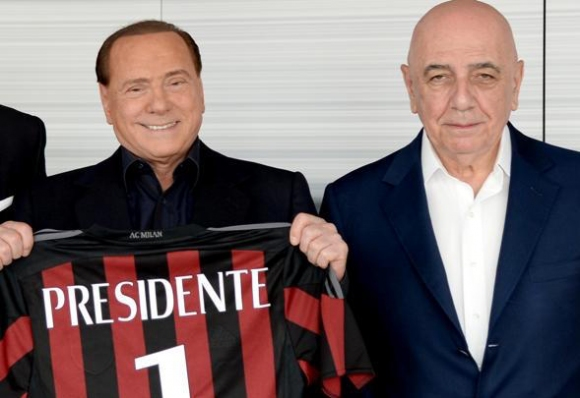 Берлускони и Галиани обмислят завръщане във футбола