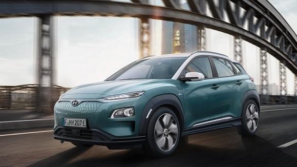 Hyundai с премиера на KONA Electric на ELECTRO MOBILITY EXPO