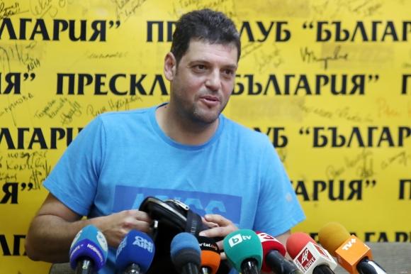 Пламен Константинов: Очакваме пълна зала, момчетата ще дадат максимума от себе си