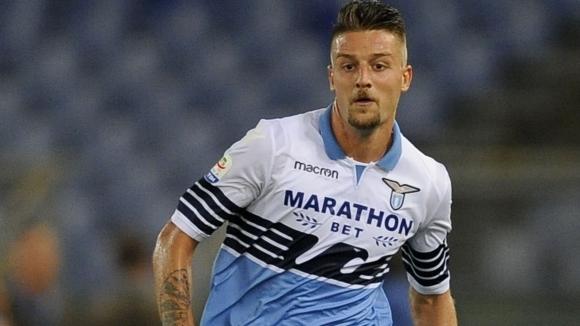 Милинкович-Савич се е разбрал за нов договор с Лацио