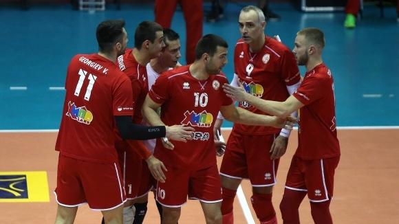 ЦСКА запази отбора от миналия сезон