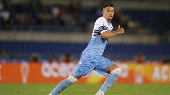 Агентът на СМС: Той остана в Лацио заради ШЛ, във Франция му предлагаха 8 млн. евро