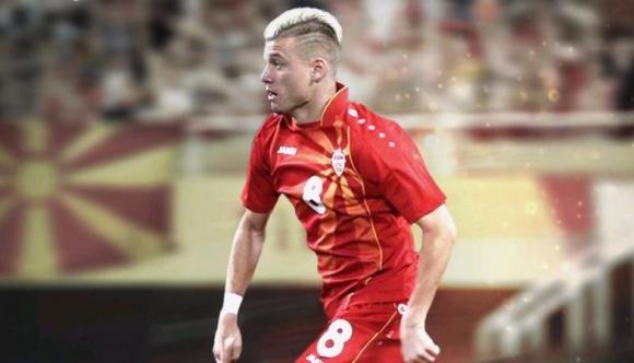 Македония загря за Армения с 2:0 в Гибралтар
