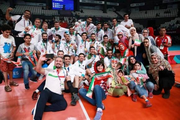 Иран спечели Азиатските игри