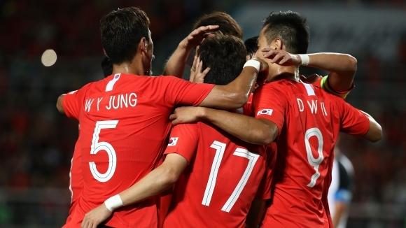 Южна Корея победи Коста Рика в контрола (видео)