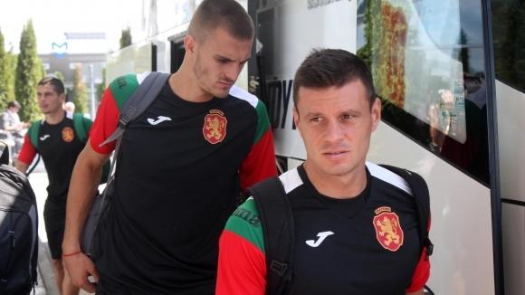 Васил Божиков отпада за мача с Норвегия