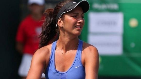 Найденова се класира за полуфиналите на турнир по тенис в Испания