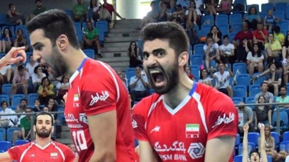 Звезда на Иран може да стане съотборник на Виктор Йосифов