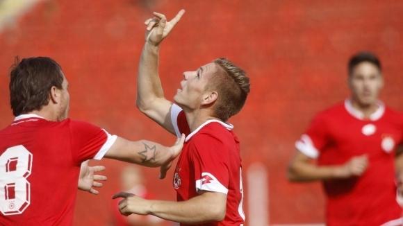 Отбор от Трета лига реши да съживи кариерата на смятан за голям талант на ЦСКА