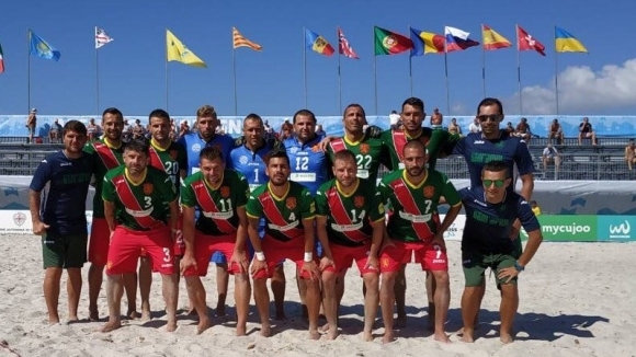 """Плажните ни """"лъвове"""" ще играят за бронзовите медали в ЕВРОлигата"""