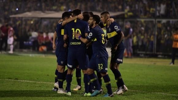 Бока Хуниорс и Сан Лоренцо се измъкнаха от провал за Купата на Аржентина (видео)