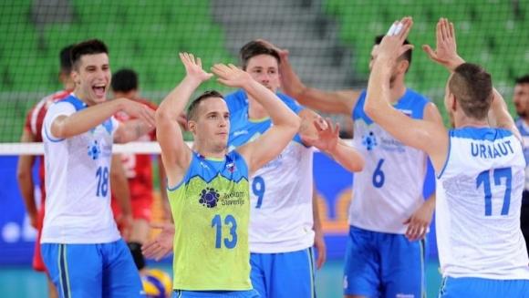 Победи за САЩ и Словения на турнира в Любляна