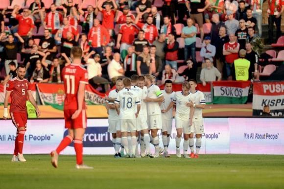 Ранен гол донесе успеха на Финландия