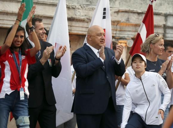 Министър Кралев откри Световното първенство по гребане в Пловдив
