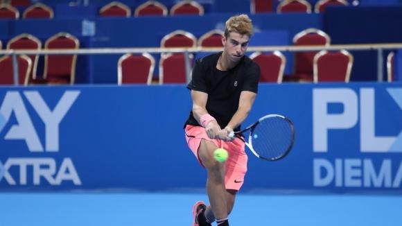 Адриан Андреев се класира за финала на юношеския US Open