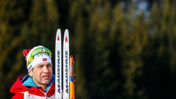 Завръщане не стои на дневен ред за Бьорндален