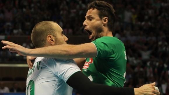 Валентин Братоев: Много хубаво начало! Чака ни изключително тежък мач с Иран
