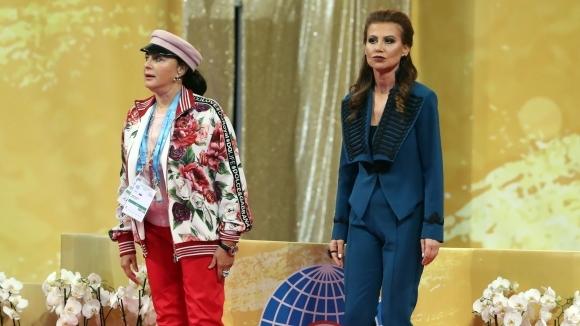 Илиана Раева награди Ирина Винер