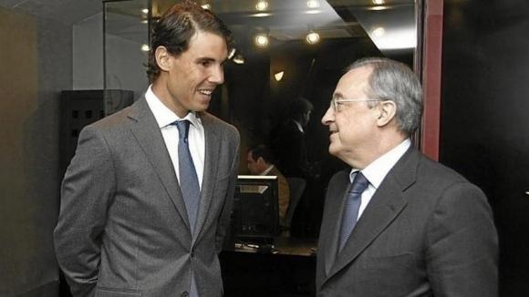 Флорентино пожела Рафаел Надал да оглави Реал Мадрид