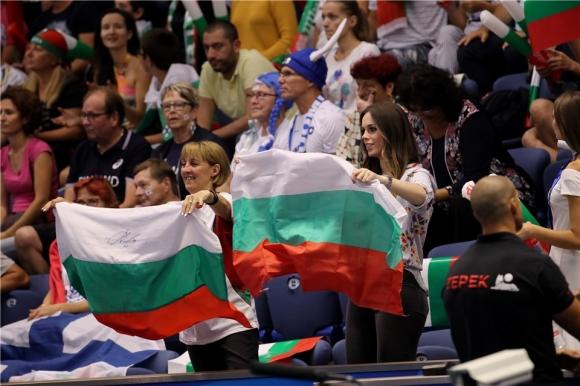 Турнир по волейбол в подкрепа на националния отбор се провежда в Разград