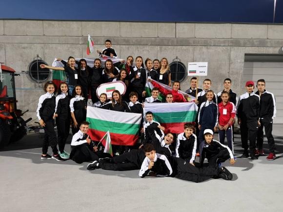 60 българчета участват на Европейски детски атлетически игри