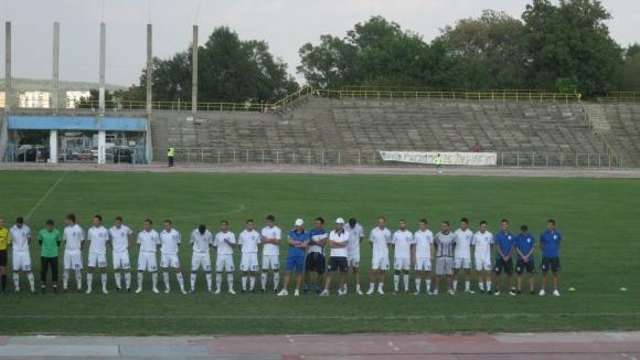 Треньорът на Спартак (Плевен) пое вината за загубата от Бдин