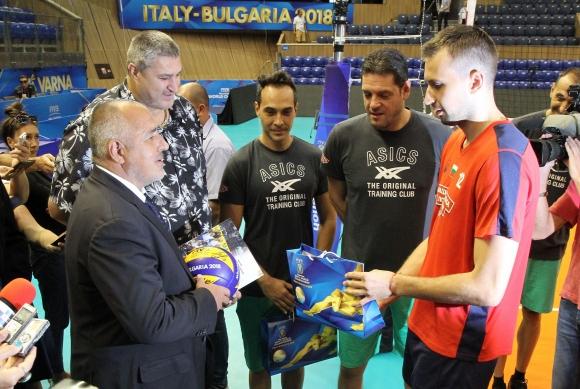 """Пловдивската зала """"Колодрума"""" ще домакинства на престижен световен шампионат по волейбол"""
