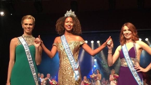 Сестрата на световен шампион жъне успехи на модния подиум