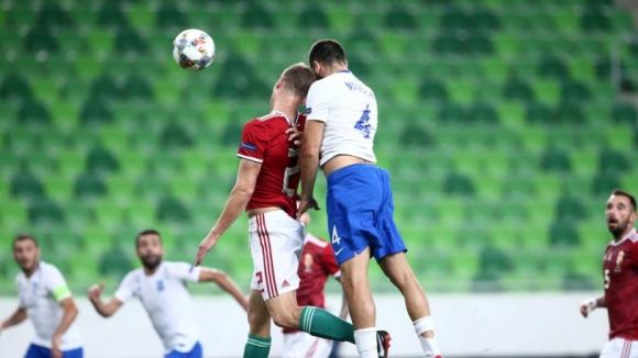Унгария наказа Гърция за първа победа в Лигата на нациите (видео)